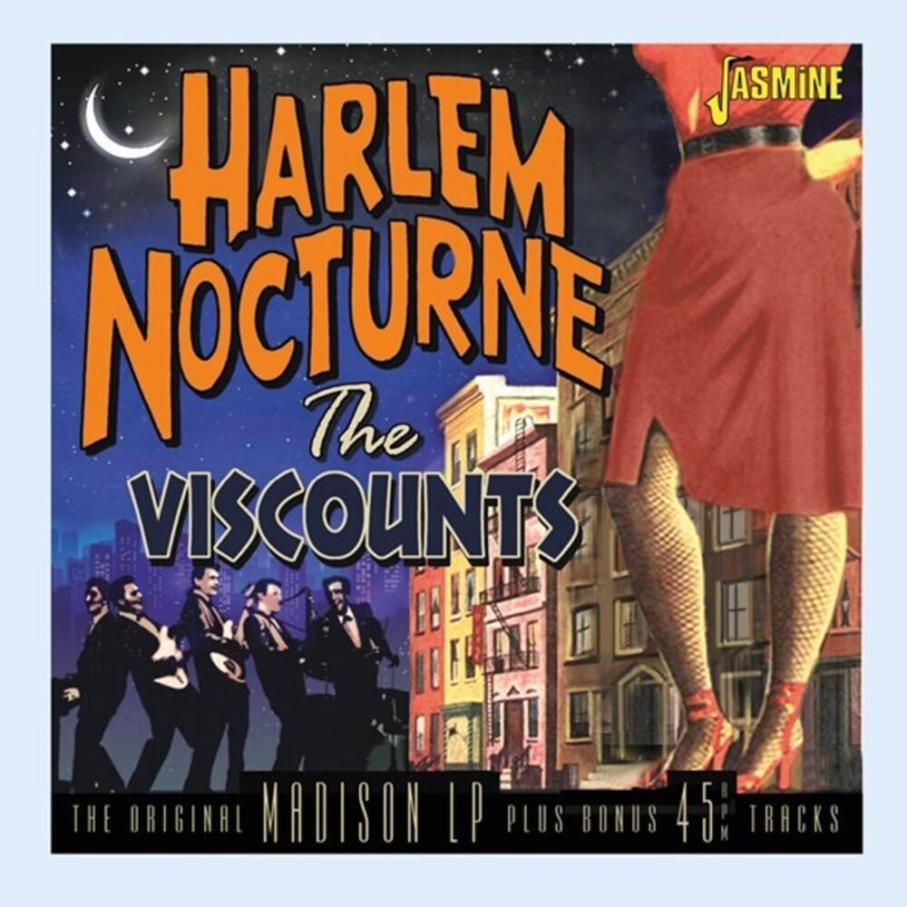 VISCOUNTS - Harlem Nocturne (Uk)