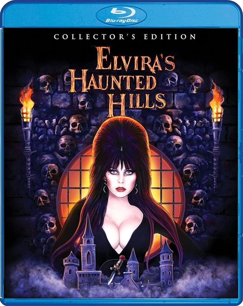 - Elvira's Haunted Hills / (Coll)