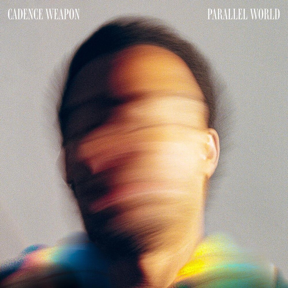 Cadence Weapon - Parallel World (Silver Mirror Vinyl) [Colored Vinyl] [Limited Edition]