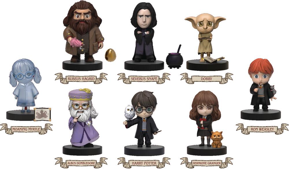 - Harry Potter Ser Mea-035 8pc Figure Set (Clcb)