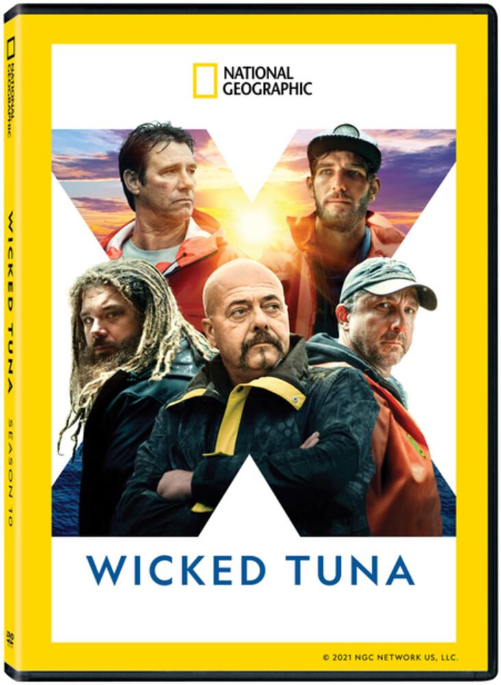 Wicked Tuna: Season 10 - Wicked Tuna: Season 10 (4pc) / (Box Mod Ac3 Dol)