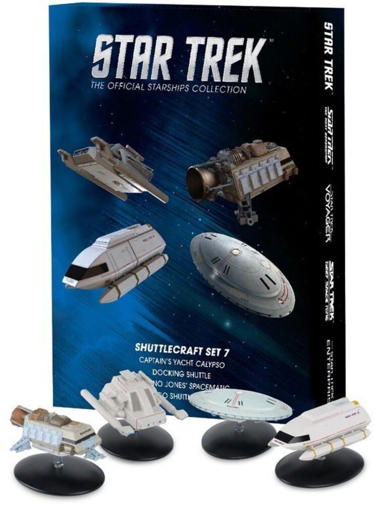 Star Trek Starships - Star Trek Starships - Docking Shuttle, Captain's Y