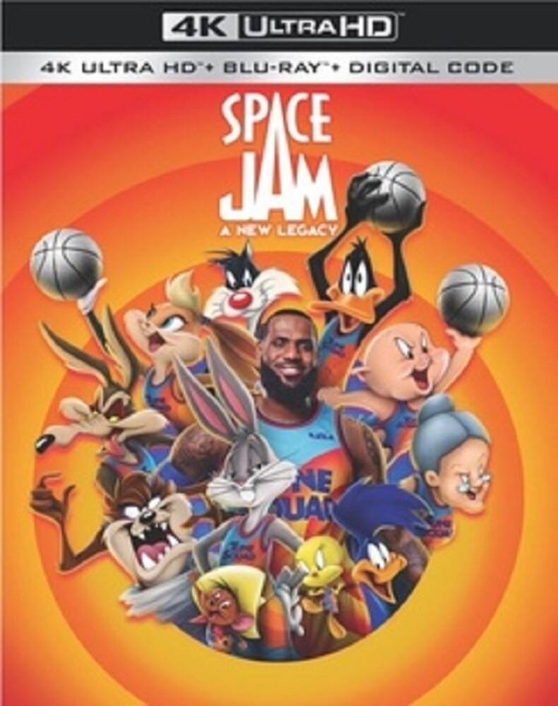 Space Jam: A New Legacy - Space Jam: A New Legacy