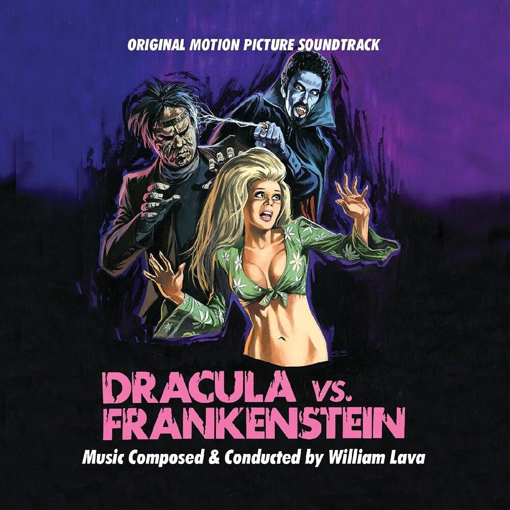 Lava, William - Dracula Vs. Frankenstein (Original Motion Picture Soundtrack)