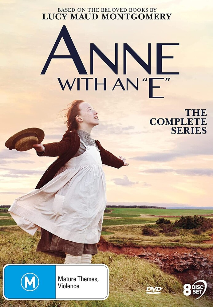 Anne with an E: The Complete Series - Anne With An E: The Complete Series (8pc) / (Aus)