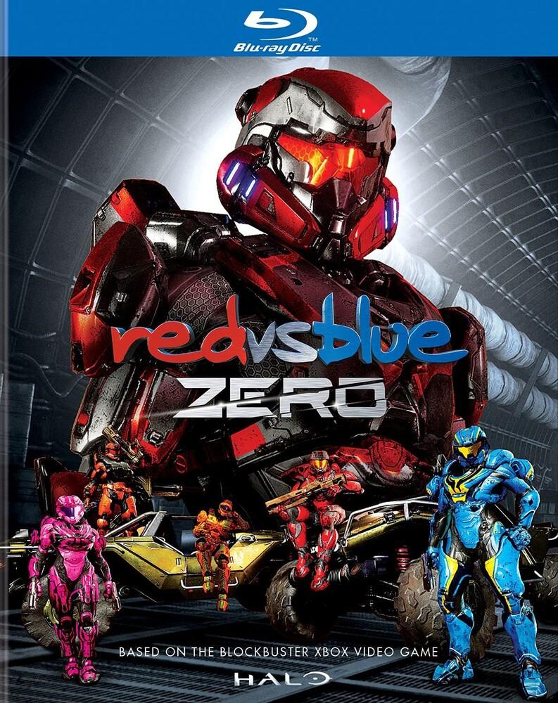 Red vs Blue: Zero - Red vs Blue: Zero