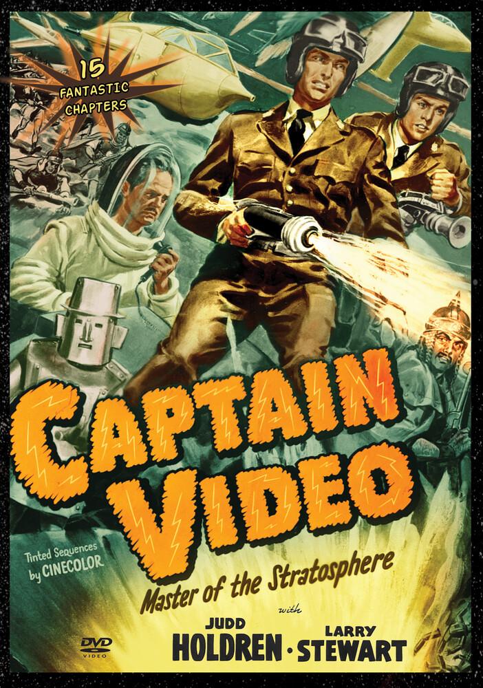 - Captain Video (2pc)