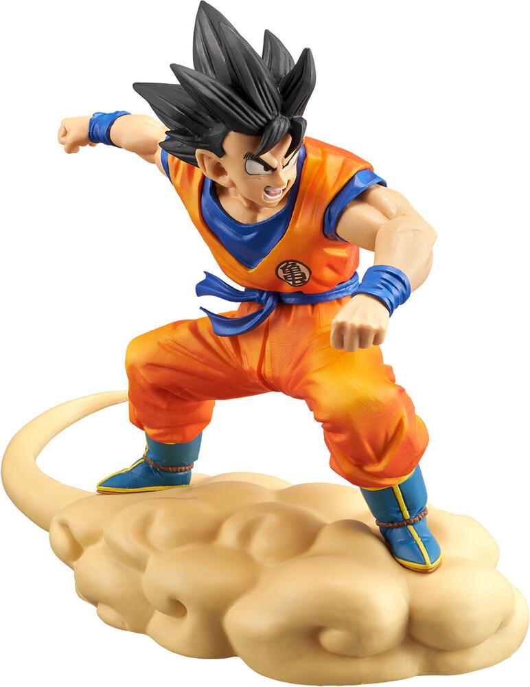 Banpresto - Dragon Ball Z Hurry Flying Nimbus Son Goku Statue