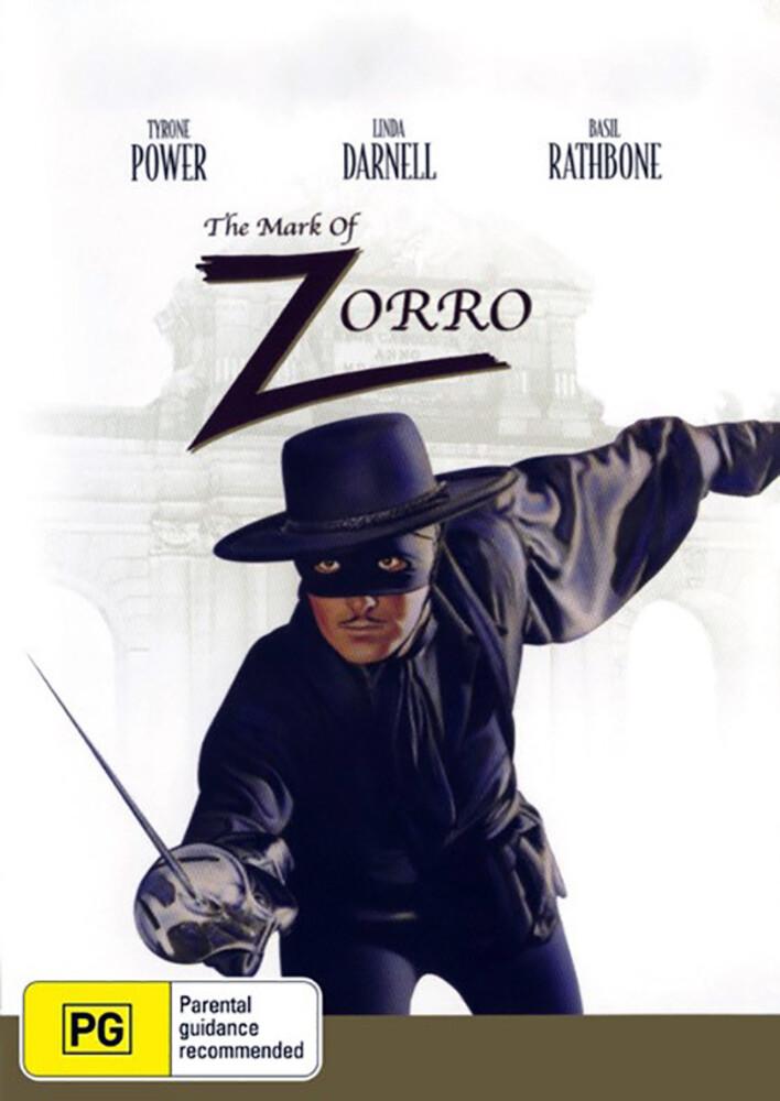 Mark of Zorro - Mark Of Zorro [NTSC/0]