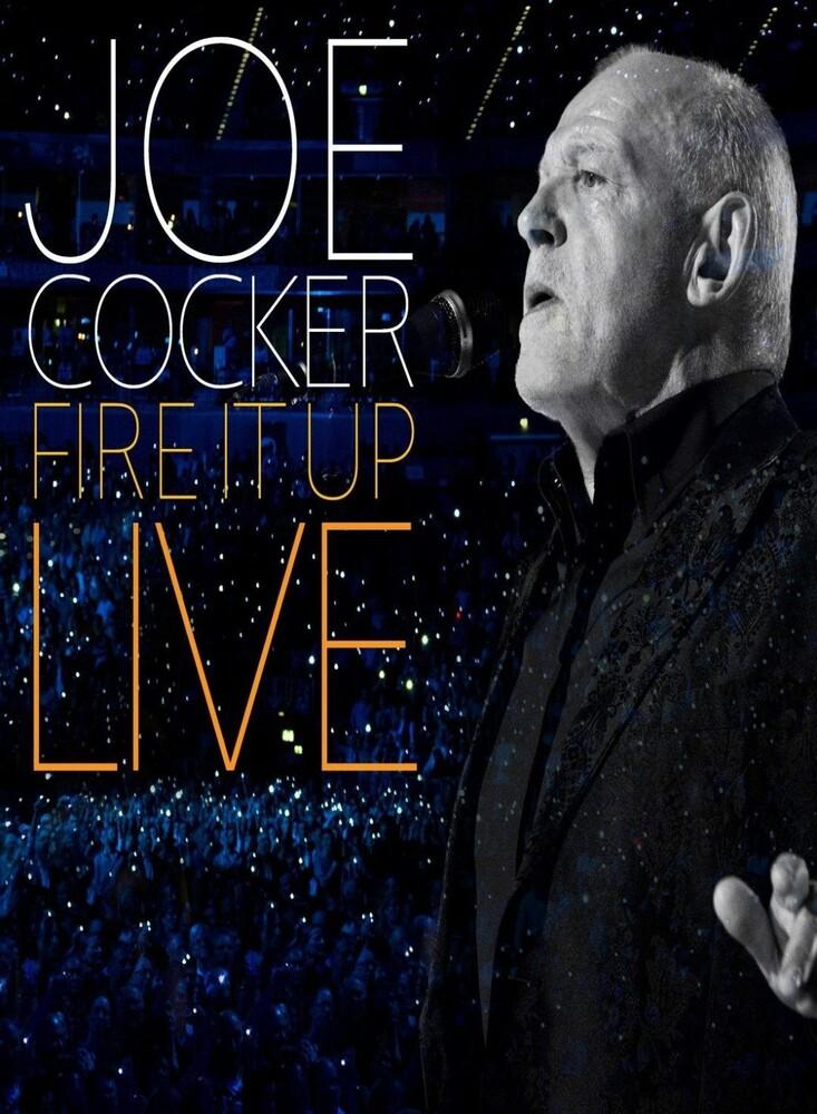 Joe Cocker - Fire It Up: Live [Import]