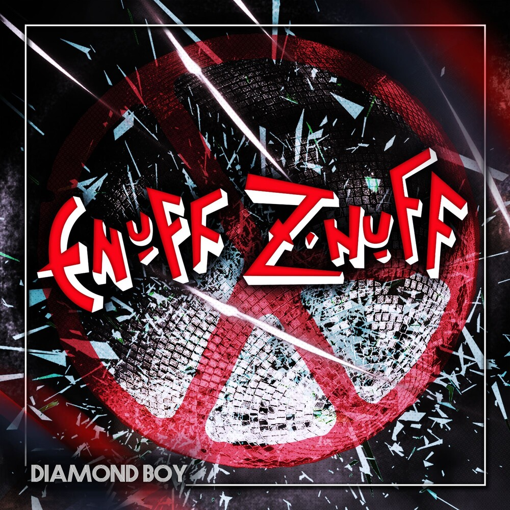 Enuff Z'Nuff - Diamond Boy [Indie Exclusive Limited Edition Red LP]