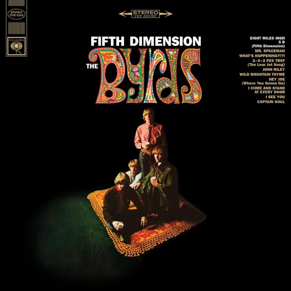 Byrds - Fifth Dimension (Gate) [Limited Edition] [180 Gram] (Aniv)