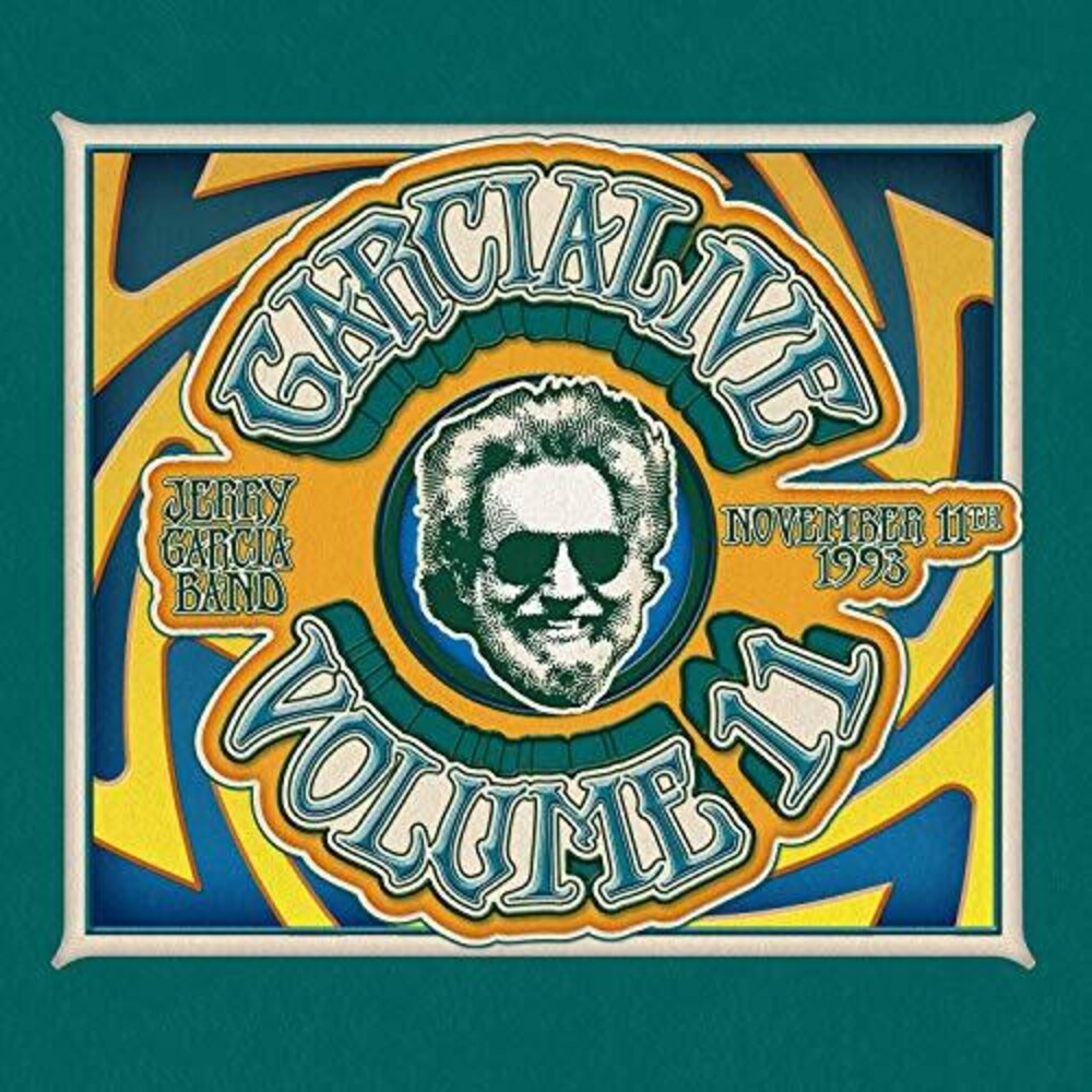 Jerry Garcia - GarciaLive Volume Eleven: November 11th, 1993 Providence Civic Center [2 CD]