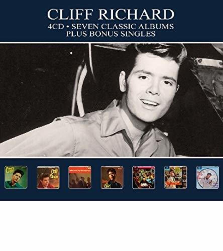 Cliff Richard - 7 Classic Albums Plus Bonus Singles [Digipak] (Ger)