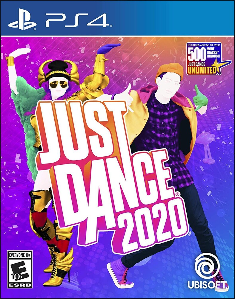 - Just Dance 2020 for PlayStation 4