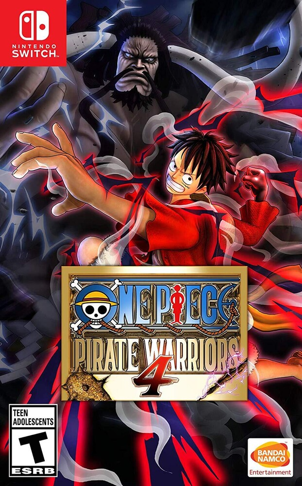 - One Piece: Pirate Warriors 4