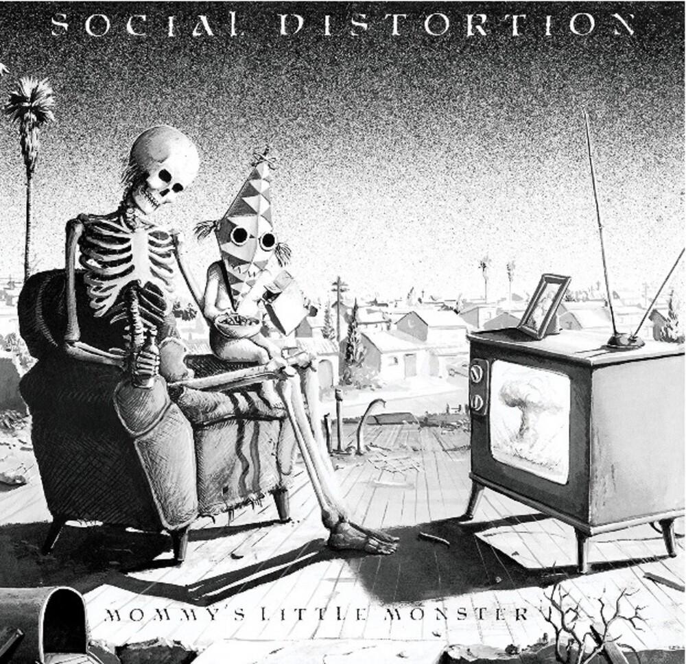 Social Distortion - Mommy's Little Monster [LP]
