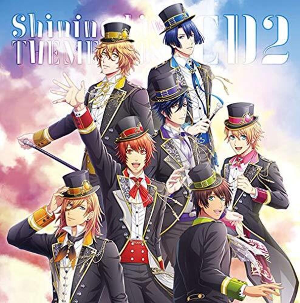Game Music Jpn - Uta No Prince Sama Shining Live Theme Song CD 22 (Original Soundtrack)