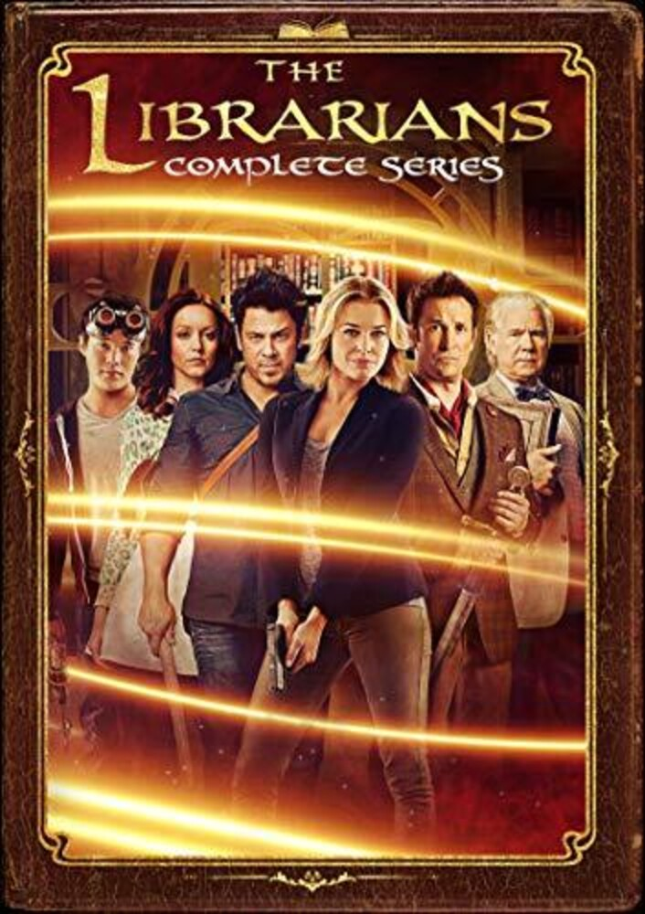 - Librarians: Complete Series (12pc) / (Box)