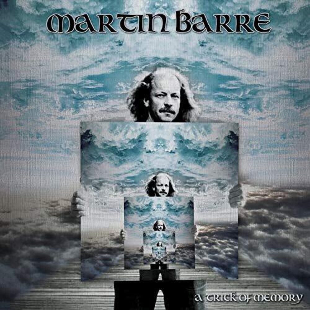 Martin Barre - Trick Of Memory [Colored Vinyl] [Limited Edition] (Org)