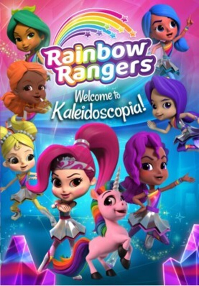 - Rainbow Rangers: Welcome To Kaleidoscopia