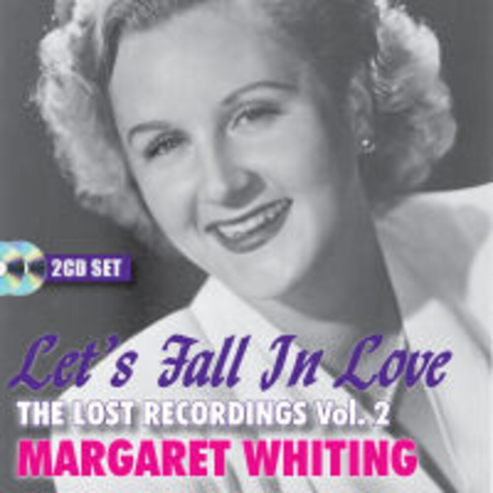 Margaret Whiting - Let's Fall In Love: Lost Recordings 2