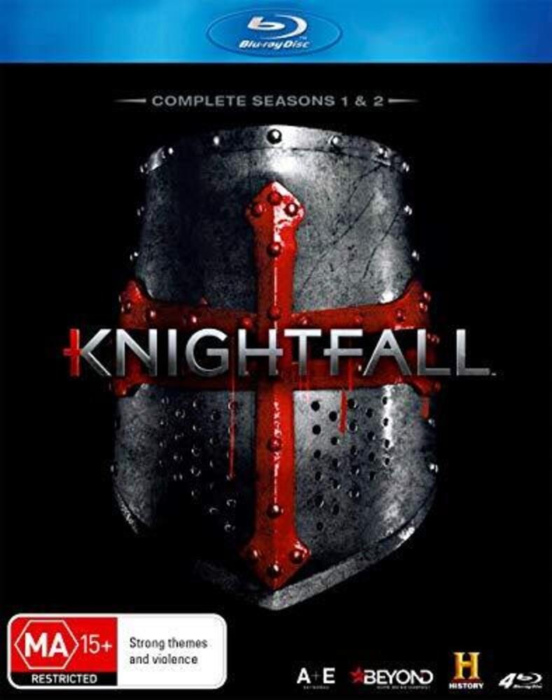 Knightfall: Seasons 1-2 - Knightfall: Seasons 1-2 (4pc) / (Aus)