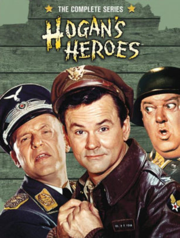 - Hogan's Heroes: Complete Series (27pc) / (Box Dol)