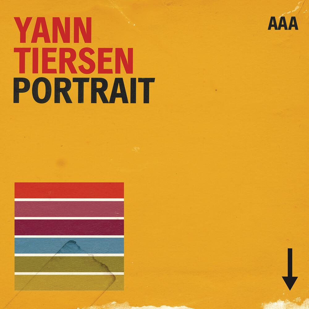 Yann Tiersen - Portrait [Indie Exclusive Limited Edition Clear LP]