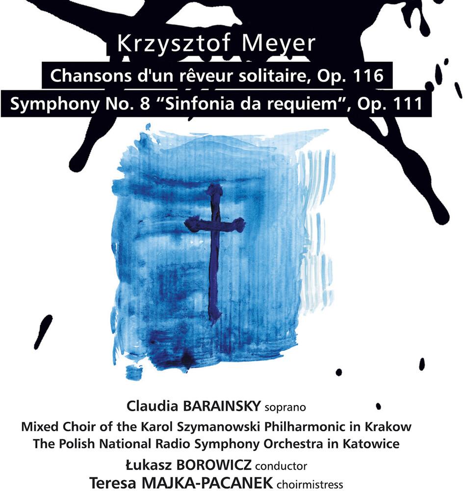 Meyer / Barainsky - Chansons / Symphony 8