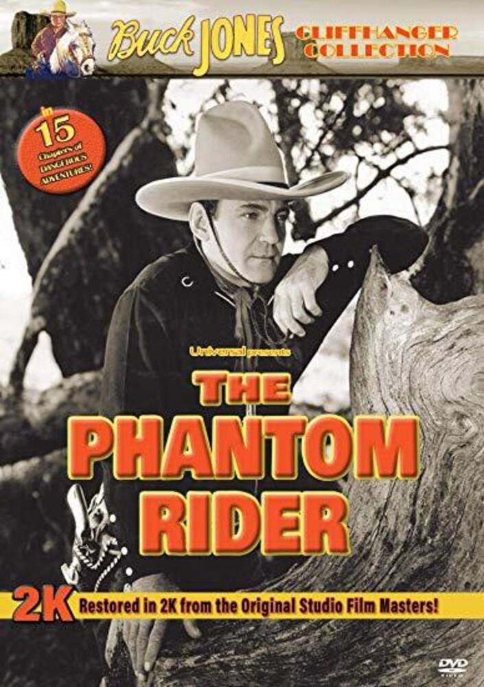 Phantom Rider - The Phantom Rider