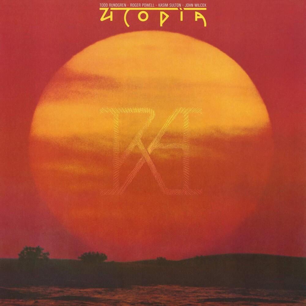 Utopia - Ra [Orange Colored Vinyl]