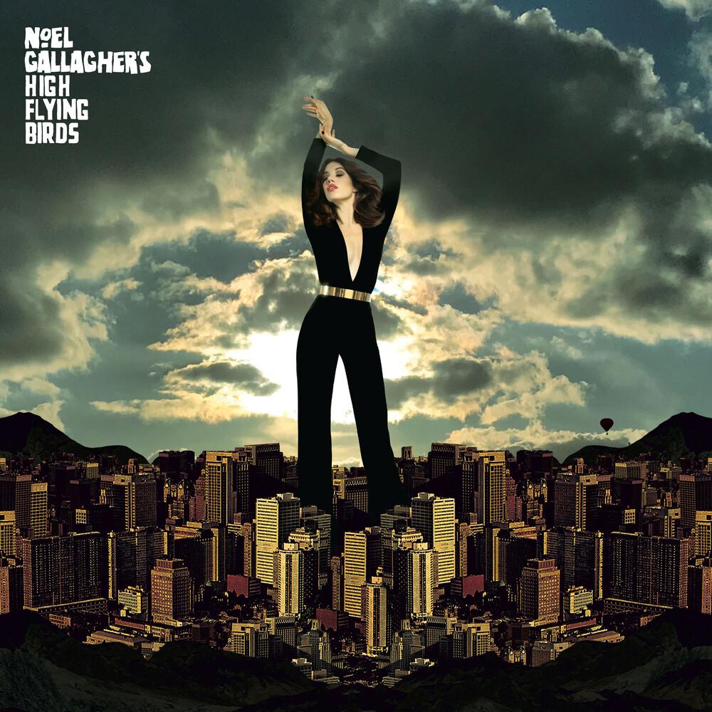 Noel Gallagher's High Flying Birds - Blue Moon Rising EP [Vinyl]