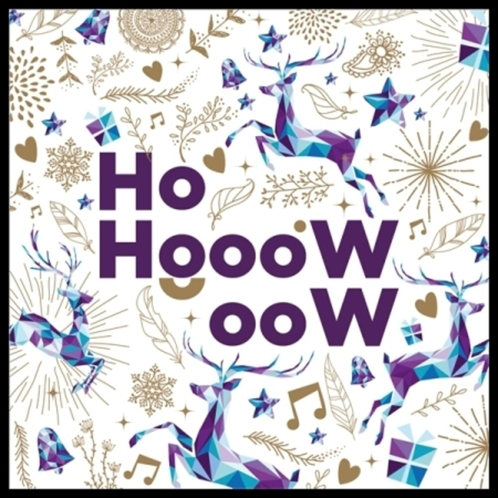 HoooW - Season's Greetings 2020 + 2nd Single (Cal) (Phot)