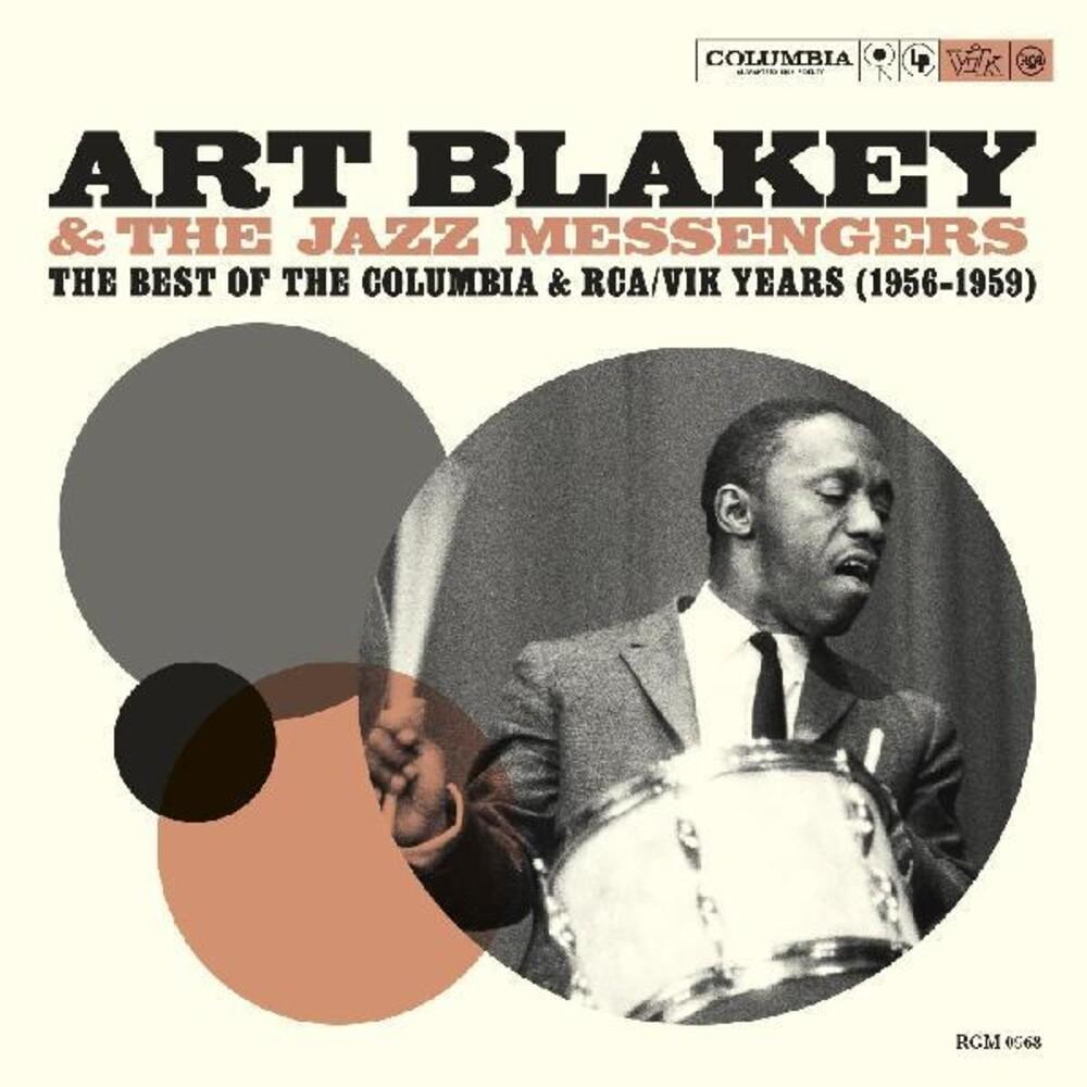 Art Blakey & The Jazz Messengers - Best Of The Columbia & Rca / Vik Years 1956-1959