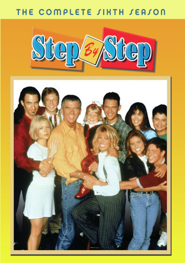 - Step By Step: Complete Sixth Season (3pc) / (Full)