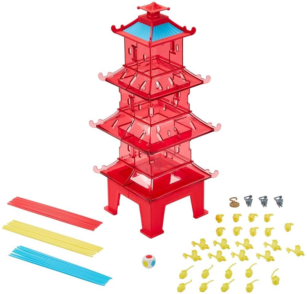 Minions - Mattel Games - Minions 2 Kerplunk (DreamWorks)