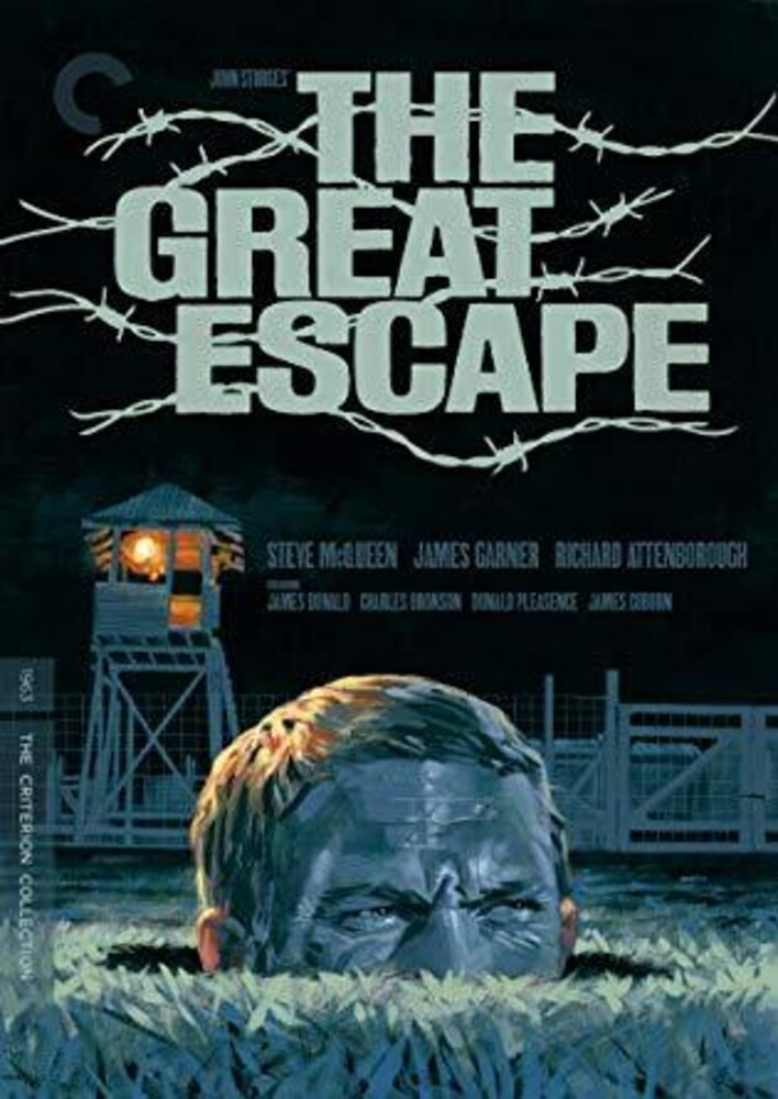 - Criterion Collection: Great Escape (2pc) / (4k Ws)