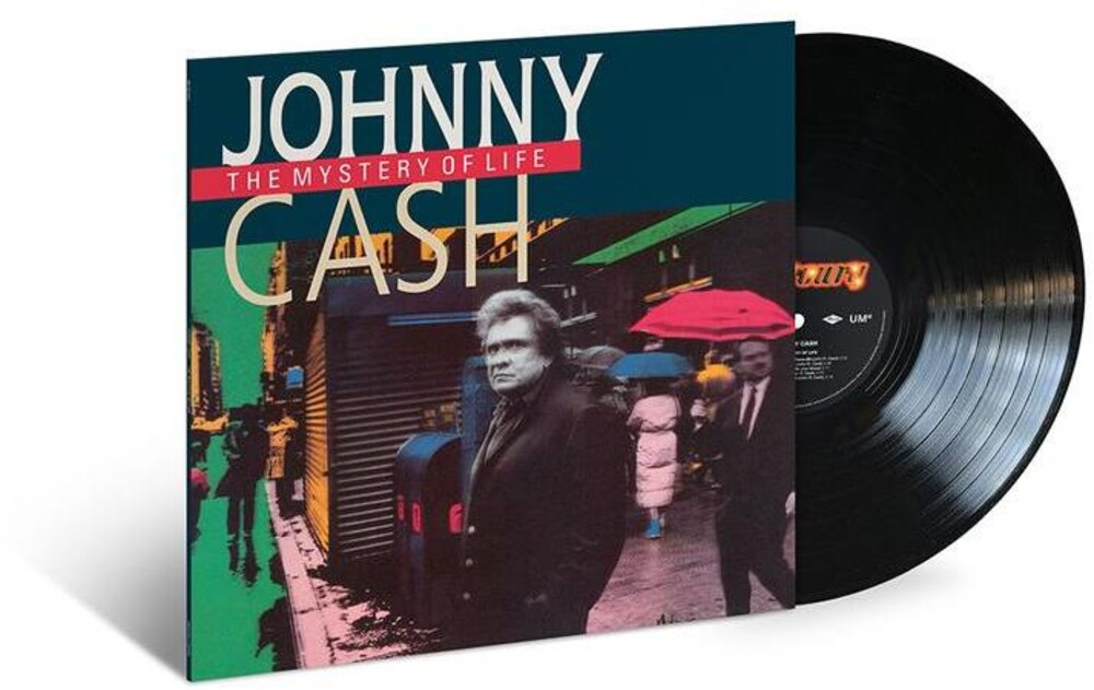 Johnny Cash - The Mystery Of Life [LP]