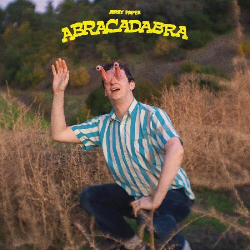 Jerry Paper - Abracadabra [Colored Vinyl] (Grn) [Indie Exclusive]