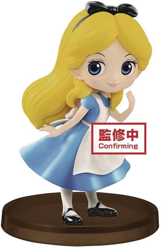 Banpresto - BanPresto Disney Girls Festival Alice Q posket Petit Figure