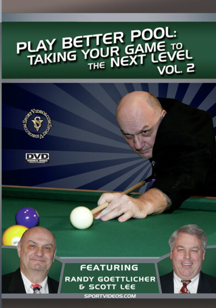 - Play Better Pool 2: Taking Your Game To The Next