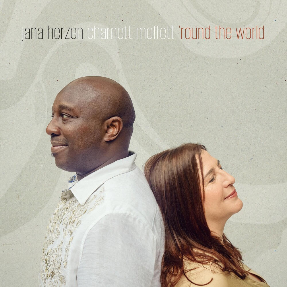 Jana Herzen / Moffett,Charnett - 'round The World
