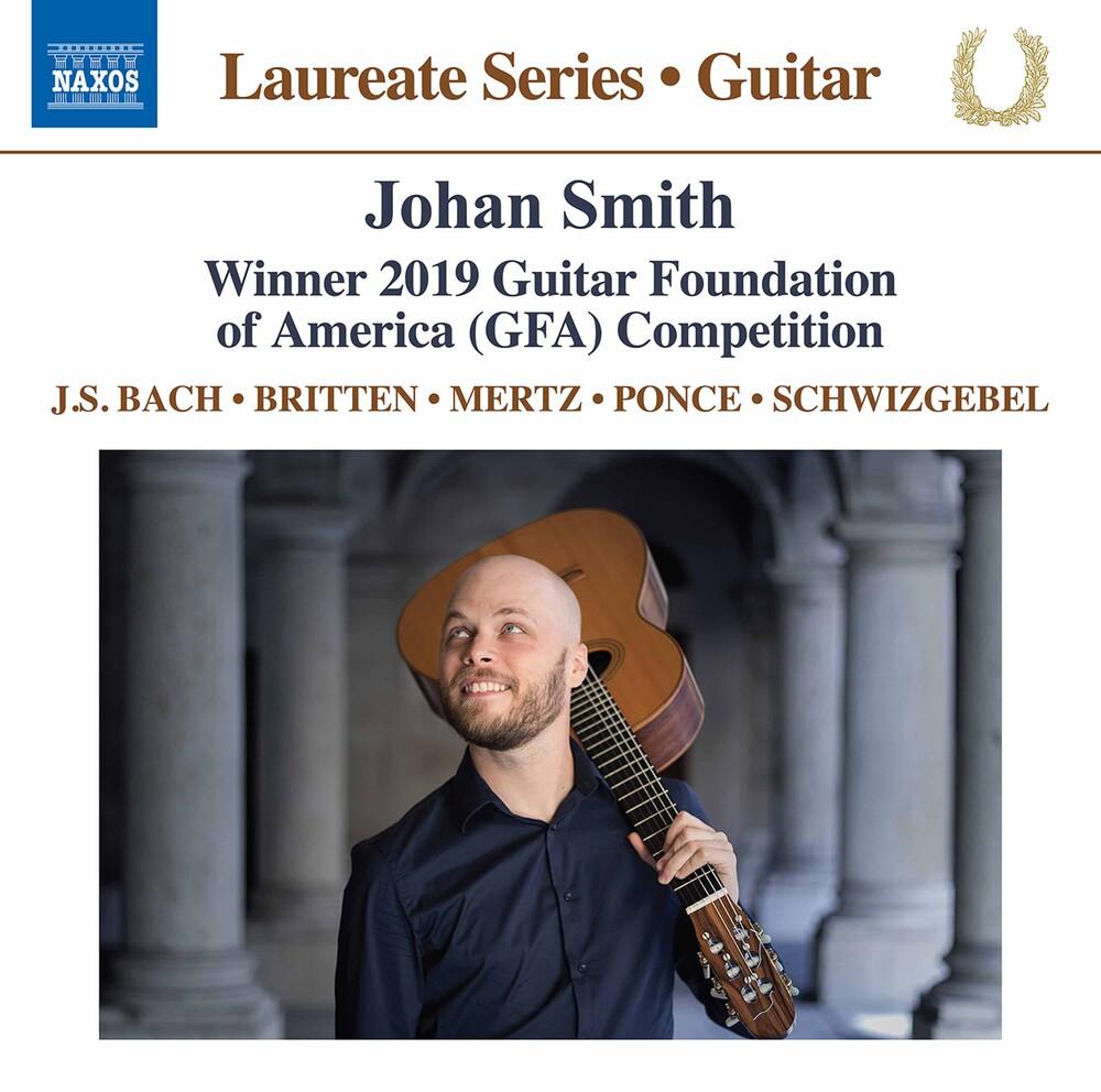 Johan Smith - Johan Smith Guitar Recital