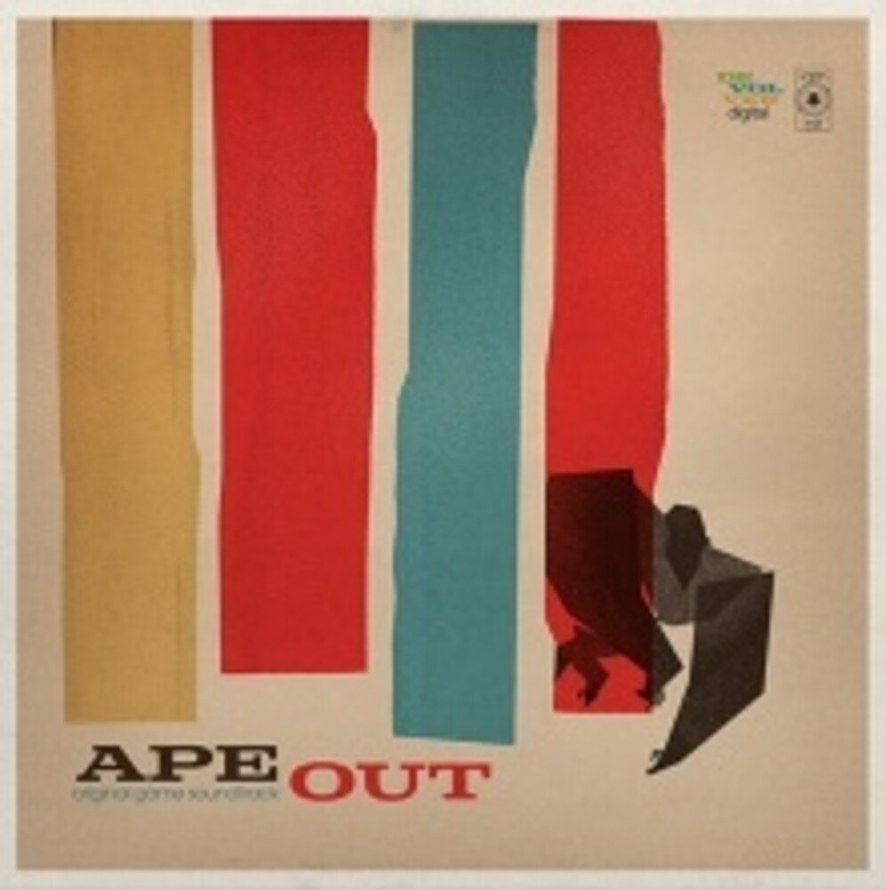 Gabe Cuzzillo Ogv Dlcd - Ape Out / O.S.T. [180 Gram] [Download Included]