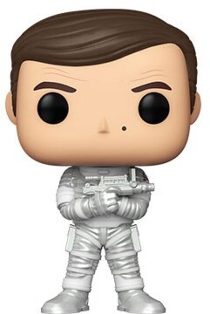 - FUNKO POP! MOVIES: James Bond - Roger Moore (Moonraker)