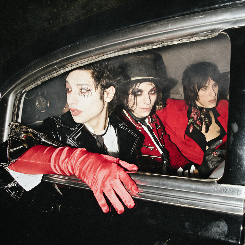 Palaye Royale - The Bastards [Transparent Red 2LP]