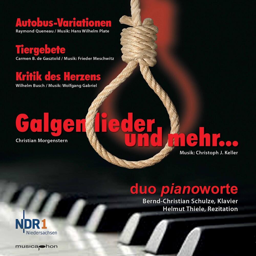 Galgenlieder Und Mehr / Various - Galgenlieder Und Mehr / Various
