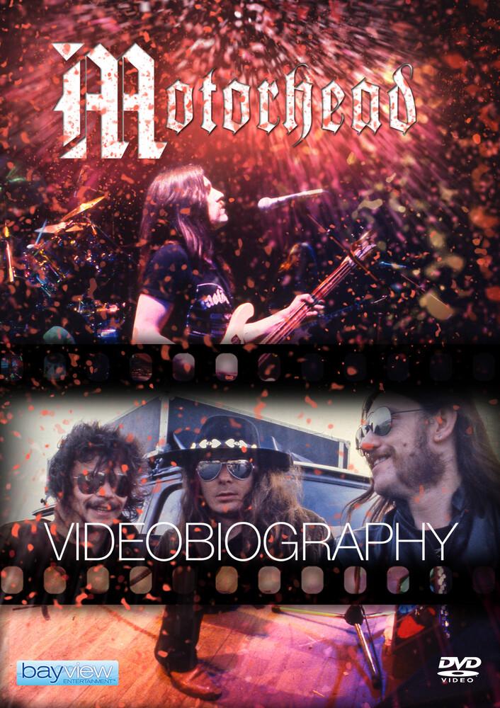 Motorhead: Videobiography - Motorhead: Videobiography
