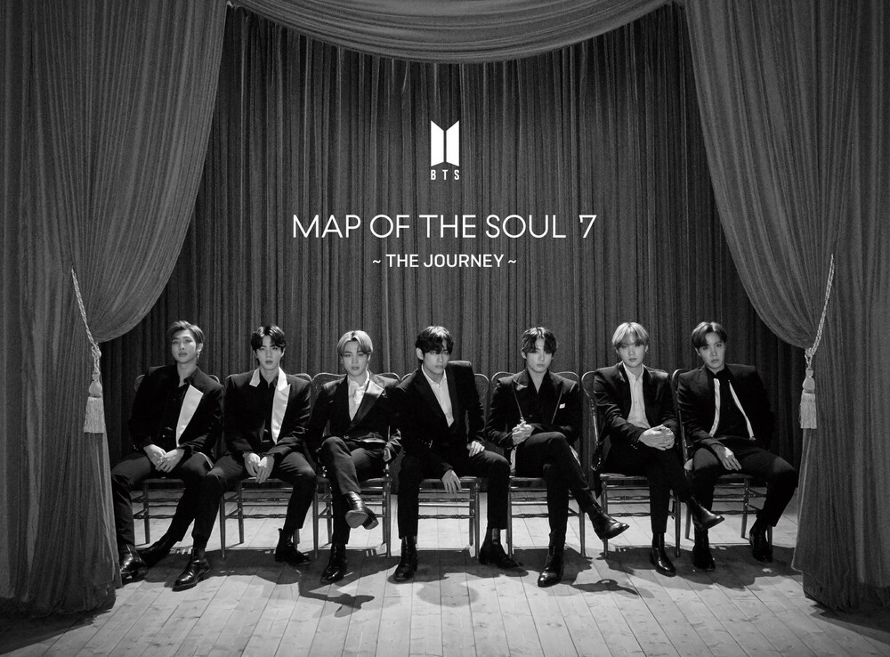 BTS - MAP OF THE SOUL: 7 – THE JOURNEY [Limited Edition CD/Blu-ray] [Ver. A]